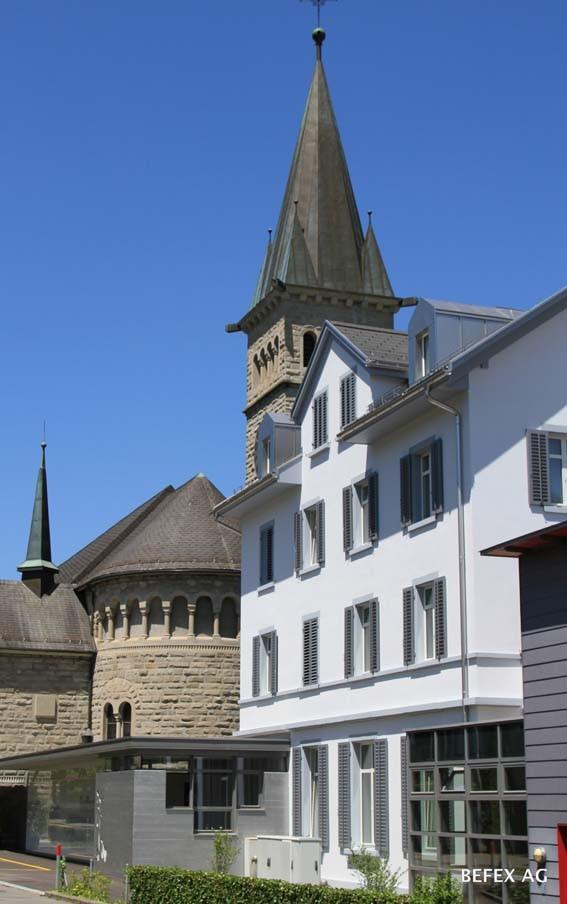 Pfarrheim der katholischen Kirchengemeinde, Wädenswil