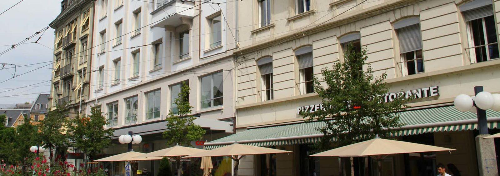 Badenerstrasse, Zürich