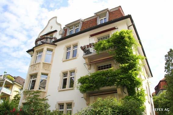 Carmenstrasse, Zürich