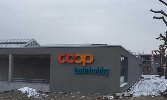 COOP, Volketswil