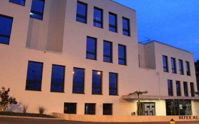 ZHAW Schulgebäude, Wädenswil