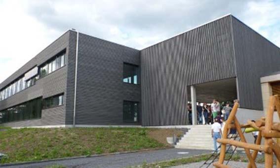 Erweiterung Schulanlage, Robenhausen Wetzikon