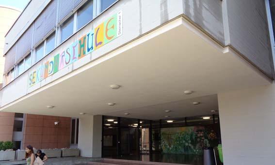 Schulhaus Steinacher